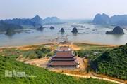 Công bố Quy hoạch tổng thể phát triển khu du lịch Quốc gia Tam Chúc