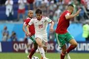 """""""Messi Iran"""" cảm thấy thoải mái trước trận đối đầu Tây Ban Nha"""