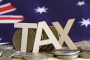 Australia thông qua chương trình cải cách thuế lớn nhất lịch sử