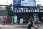 TP Hồ Chí Minh: Cháy tiệm tạp hóa, chồng chết, vợ nguy kịch