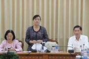 Thành phố Hồ Chí Minh họp bàn giải pháp quản lý đất công