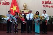 Ông Nguyễn Nho Trung được bầu làm Chủ tịch HĐND thành phố Đà Nẵng
