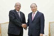 Algeria mong muốn Việt Nam chia sẻ kinh nghiệm phát triển