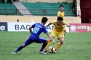 Thắng Quảng Nam 2-1, Sông Lam Nghệ An nối dài mạch thắng