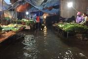 Nghệ An: Mưa lớn làm đảo lộn cuộc sống, sinh hoạt của người dân