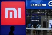 Samsung, Xiaomi đua nhau thống trị thị trường smartphone Ấn Độ