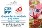 Sắp diễn ra hội chợ mua sắm-ẩm thực Nhật Bản tại Việt Nam