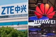 Ông Trump ký lệnh cấm cửa sản phẩm Huawei, ZTE trong chính phủ Mỹ
