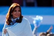 Cựu Tổng thống Argentina Fernandez bác bỏ cáo buộc tham nhũng