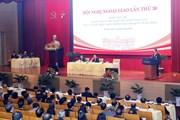 Hội nghị Ngoại giao lần thứ 30: Nâng tầm đối ngoại đa phương