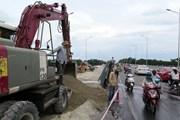Thừa Thiên-Huế gấp rút sửa chữa xong cầu Phú Xuân trước mùa mưa bão