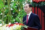 Chủ tịch nước: Học tập, tu dưỡng, rèn luyện theo tấm gương Bác Tôn