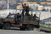 Brazil huy động quân đội trấn áp tội phạm tại Rio de Janeiro