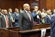 Nam Phi bắt đầu điều tra tham nhũng cựu tổng thống Jacob Zuma