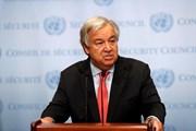 Tổng Thư ký Liên hợp quốc tìm cách thúc đẩy vấn đề Triều Tiên