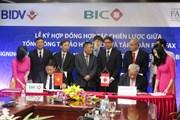 Nhà đầu tư ngoại quốc chính thức đặt mua 41 triệu cổ phần của BIC