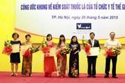 """""""Môi trường không khói thuốc lá tại Việt Nam đang được đẩy mạnh"""""""