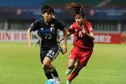 U19 nữ Việt Nam thảm bại 0-8 trước nhà vô địch Nhật Bản