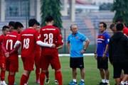 Ông Park gọi 35 tuyển thủ, Thái Lan 'bệ' nguyên đội hình SEA Games