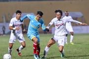 Sanna Khánh hòa chia điểm với đội bóng Campuchia tại Mekong Cup