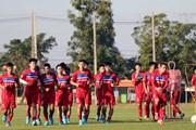 Thầy Park đãi tiệc pizza mừng U23 Việt Nam đánh bại Myanmar
