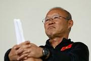 HLV Park Hang-seo đổ lỗi cho học trò sau thất bại của U23 Việt Nam