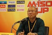HLV Park Hang-seo: 'Tôi phát mệt vì nghĩ cách hạ U23 Thái Lan'