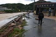 Trung Quốc chuẩn bị đối phó với cơn bão thứ ba trong năm