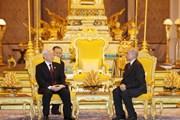 Toàn cảnh chuyến thăm Campuchia của Tổng bí thư Nguyễn Phú Trọng