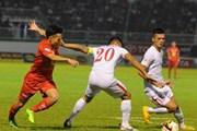 Câu lạc bộ Thành phố Hồ Chí Minh giành trọn 3 điểm ở phút cuối