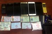 TP.HCM: Triệt phá băng nhóm đua xe, cướp giật tài sản liên tỉnh