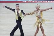 Khiêu vũ thể thao Việt Nam lần đầu tiên lên ngôi cấp châu lục