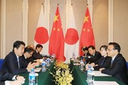 Trung-Nhật trao đổi thông điệp nhân dịp 45 năm bình thường hóa quan hệ