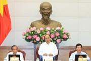 Thủ tướng yêu cầu siết chặt kỷ cương, hoàn thành kế hoạch 2017