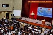 Gặp gỡ hữu nghị và hợp tác nhân dân Việt Nam-Campuchia