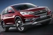 Honda CR-V xếp thứ 2 trong top 10 mẫu ôtô tiêu thụ mạnh nhất