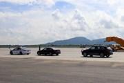 Đà Nẵng sử dụng cảng Sông Hàn tạm thời làm nơi đỗ xe cho APEC