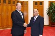 Thủ tướng Nguyễn Xuân Phúc tiếp Đoàn nghị sỹ Hoa Kỳ