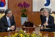 Hàn Quốc kêu gọi Nhật Bản phát triển quan hệ đối tác