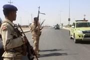 Quân đội Iraq tiêu diệt 25 chiến binh IS tại miền Tây tỉnh Anbar