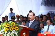 Lễ xuất quân và diễn tập phương án bảo vệ Tuần lễ APEC