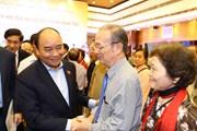 Thủ tướng dự Ngày hội Đại đoàn kết toàn dân tộc phường Điện Biên
