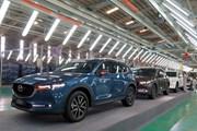 Xuất xưởng xe Mazda CX-5 với hàng loạt những nâng cấp mới