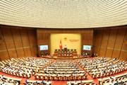 Phiên chất vấn Quốc hội diễn ra trong không khí dân chủ và xây dựng