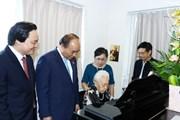 Thủ tướng Nguyễn Xuân Phúc chúc mừng các Nhà giáo nhân dịp 20/11
