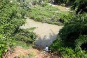 Một người đàn ông tử vong vì đuối nước trên suối Săn Máu