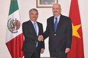 Việt Nam và Mexico đang ở thời điểm thuận lợi nhất để thúc đẩy quan hệ