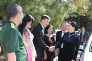 Chủ tịch Quốc hội gặp gỡ cộng đồng người Việt tại Australia