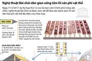[Infographics] Tìm hiểu nghệ thuật Bài chòi dân gian Trung Bộ