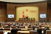 Thông qua Nghị quyết về chất vấn tại Kỳ họp thứ 4, Quốc hội khóa XIV